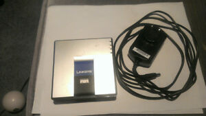 Available - Linksys SPA2102-R