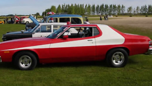 1976 Ford Torino Coupe (2 door)
