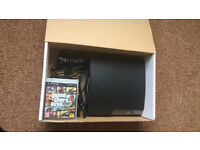 Bargain! Great Condition Sony PlayStation 3 Slim - Box, Controller + Games!