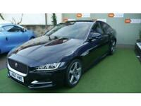 2017 Jaguar XE 2.0d [180] R-Sport ONE OWNER ! Saloon Diesel Manual