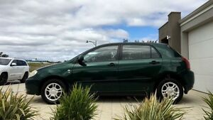 MINT 2002 Toyota Corolla Manual Hatchback First Car Daily Driver Joondalup Joondalup Area Preview