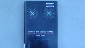 Death By Video Game [Hard-Cover] By: Simon Parkin