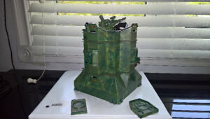 40k Imperial Bastion Fortification