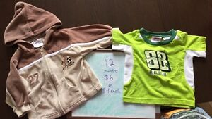 Baby clothes! 0-12 months, over 40 items, boy and girl Kitchener / Waterloo Kitchener Area image 7