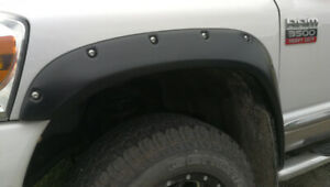 BRAND NEW FENDER FLARES 02-08 DODGE RAM 1500, 2500