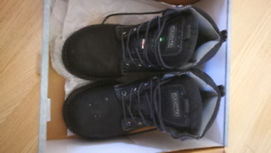 Womens Steel Toe Work Boots -7.5 NEW