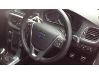 2014 Volvo V40 D4 (190) R DESIGN Nav with Win Manual Diesel Hatchback