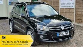image for 2012 Volkswagen Tiguan 2.0 TDI BlueMotion Tech Sport 4WD (s/s) 5dr SUV Diesel Ma