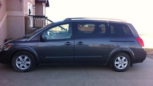 2004 Nissan Quest 3.5SL Minivan, Van