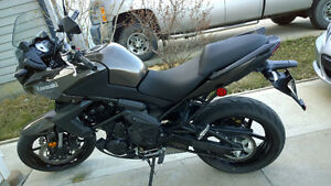 Versys 650 perfect condition