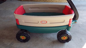 Little Tikes Pull Wagon ~ Excellent Condition ~ Used very little