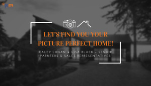 Time to Buy? – Let's Find you your Dream Home!