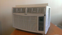 Climatiseur/air conditioner HAIER 8000 btu