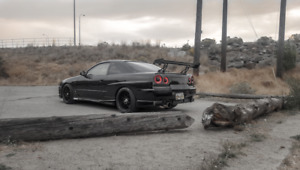 98' Skyline R34 GT-T Nismo Turbo LOW KM! AUTO!