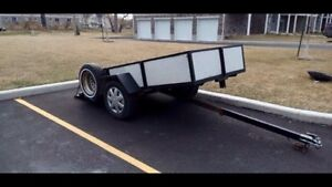 ATV Dumping Trailer Comox / Courtenay / Cumberland Comox Valley Area image 2