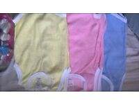 Kids clothing 6months + all items are new 50p each