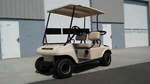 SALE ON GAS GOLF CARTS!