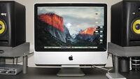 iMac 20'' mid 2009 (In Great Condition)