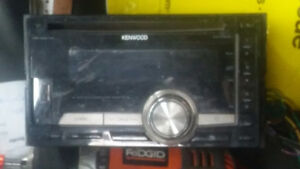Radio dauto kenwood