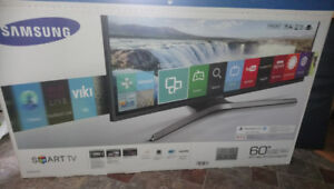 "Samsung 60 "" 1080p 120 Hz LED SMART TV."