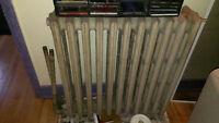 Cast Iron Hot Water Radiator