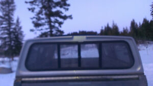 Truck Canopy fits 8ft box all sliding windows