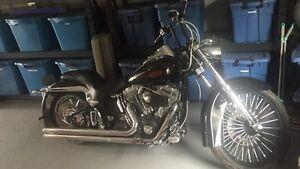 2004 soft tail Harley Davidson