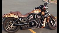 HARLEY Davidson Motorcyle Night Rod Special