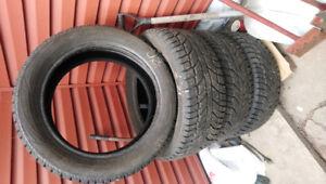 Cooper Weather Master Winter tires 245/50R20