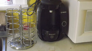Selling Tassimo Coffee Maker and Carousel!!