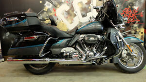 2016 Harley Davidson Ultra Classic CVO. Only $549 per month