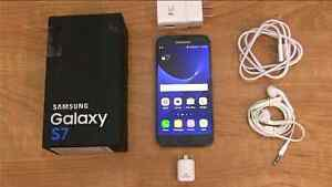 Samsung galaxy s7 32 gig couleur argent a vendre