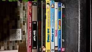 DVDs - $3 each or 2 for $5