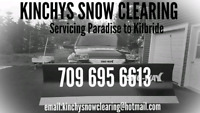 SNOW CLEARING SOUTHLANDS PEARL KILLBRIDE PARADISE