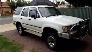*NEED GONE* 1990 Toyota 4Runner 4X4 SR5 / Surf / Hilux SUV Wagon Pennington Charles Sturt Area Preview