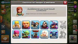 Level 108 Clash Of Clans Guerre Des Clans West Island Greater Montréal image 2