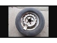 Sprinter Lt35 steel rims 15""