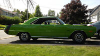 1973 SWINGER  for SALE or TRADE for another mopar