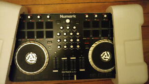 The ONE and ONLY numark mixtrackquad