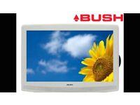 "22"" BUSH LCD HD TV DVD PLAYER BULIT IN FREEVIEW"