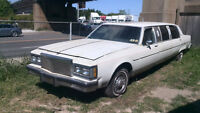 RARE 1982 OLDSMOBILE LIMO RUNNING DRIVING CONDITION