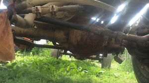 3/4 ton Ford rear axles