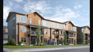 Room in a Luxury Brand New Townhome close Clareview Station