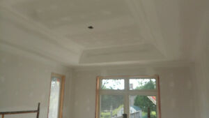 Drywall Taping and Finishing Service