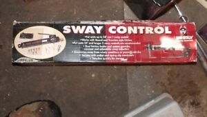SWAY CONTROL SET NIB (Delete when Sold)