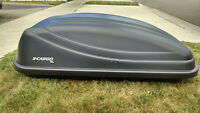Roof Cargo Carrier Box - Excellent Condition