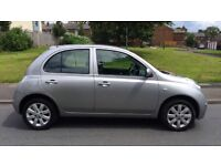 NEWSHAPE!!! 2006 NISSAN MICRA *5 DOOR*
