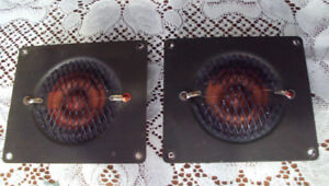 vintage haut parleur Speaker tweeter advent