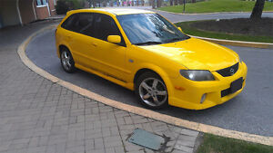 2003 Mazda Protege5 & Winter Tires - Must Sell ASAP!