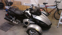 Can-am Spyder GS (RS) SM5